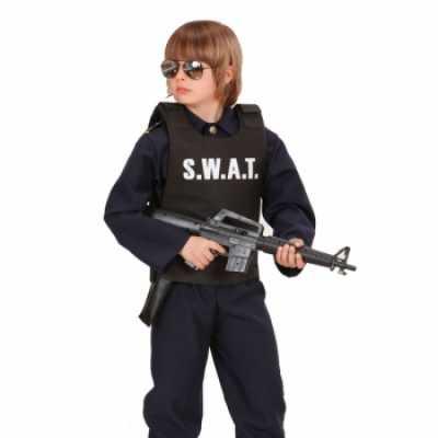 Kinder S.W.A.T. vest