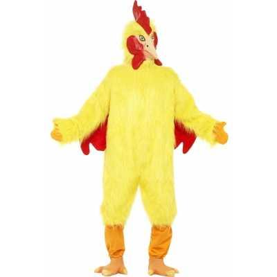 Kippen feest outfit volwassenen
