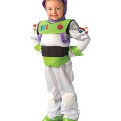 Kostuum buzz light year kids