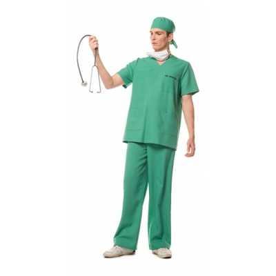 Kostuum chirurg carnaval