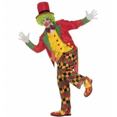 Kostuum Clown volwassenen