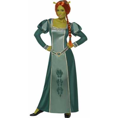 Kostuum Fiona uit Shrek