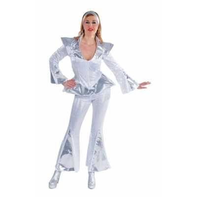 Luxe Abba feest outfit dames