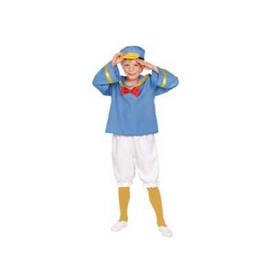 Matrozen eend kinder verkleed outfit