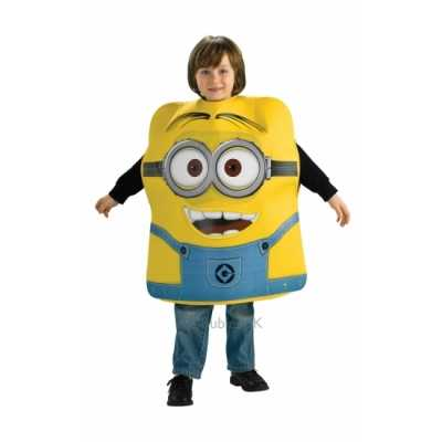 Minion feest outfit kinderen
