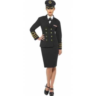 Navy officiers feest outfit dames