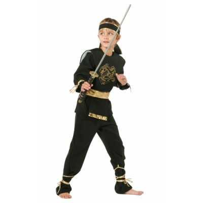 Ninja outfit kinderen