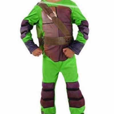 Ninja Turtle feest outfits jongens