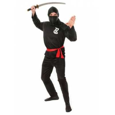 Ninja warrior outfit heren 10051514