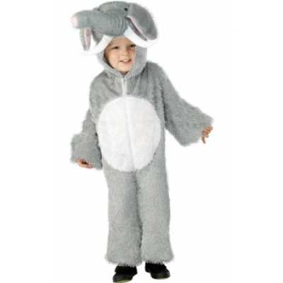 Olifanten outfit kinderen