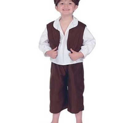Oliver Twist outfitje jongens