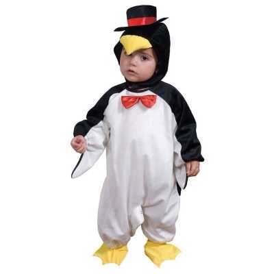 Pinguin feest outfits peuters