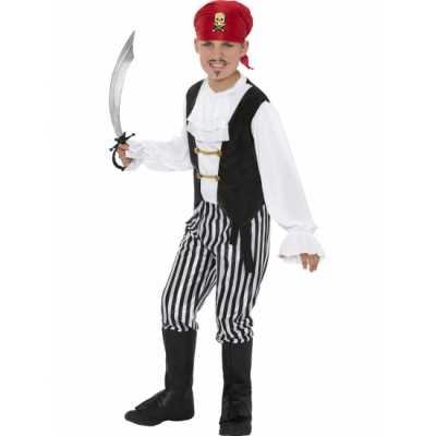 Piraten feest outfit kinderen