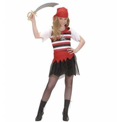 Piraten feest outfits meisjes