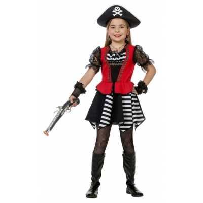 Piraten thema jurk meiden