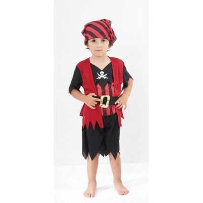 Piraten verkleedkleding kinderen