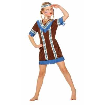 Pocahontas jurkje meisjes