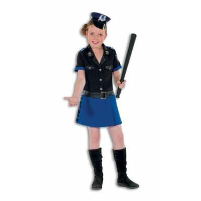 Politie agent jurkje meisjes