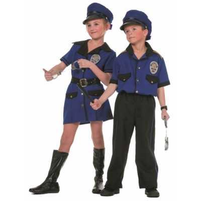 Politie verkleedkleding meiden