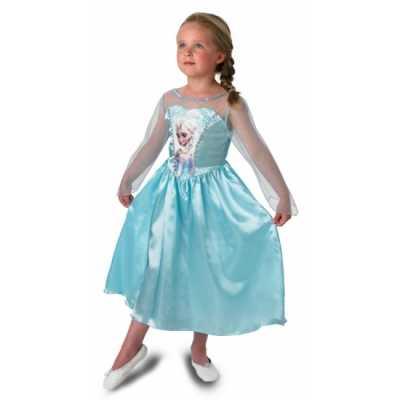 Prinsessen Feest feest outfit Elsa meisjes