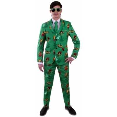 Reggae feest outfit outfit heren