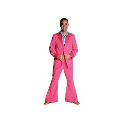 Roze feest outfits heren