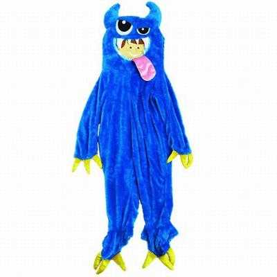 Ruzlow monster kinder feest outfit