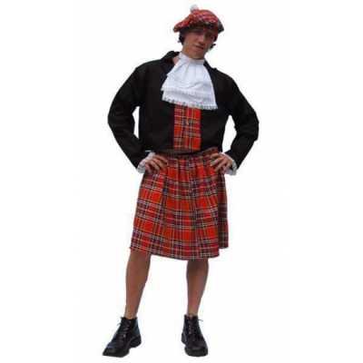 Schotse heren kilt