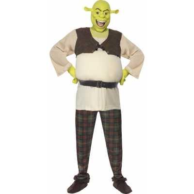 Schrek outfit heren