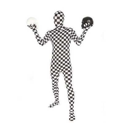 Second skin outfit geblokt