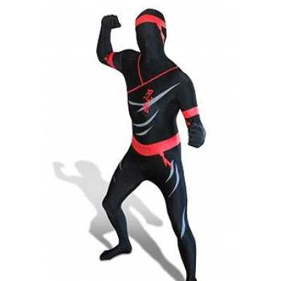 Second skin outfit ninja