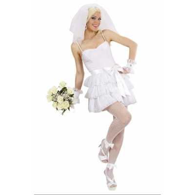 Sexy bruidskostuum dames