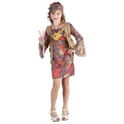 Sixties feest outfit meisjes