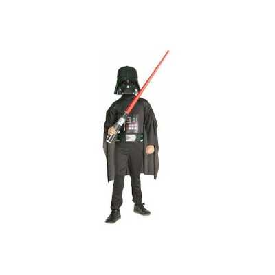 Star Wars Darth vader feest outfit kids
