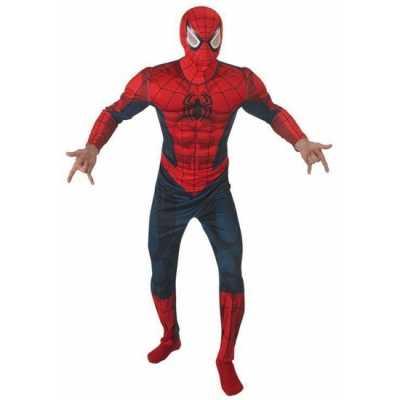 Stripboeken feest outfits Spiderman