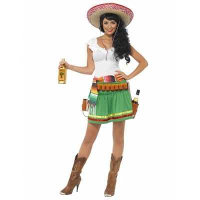 Tequila Carnavalskleding dames