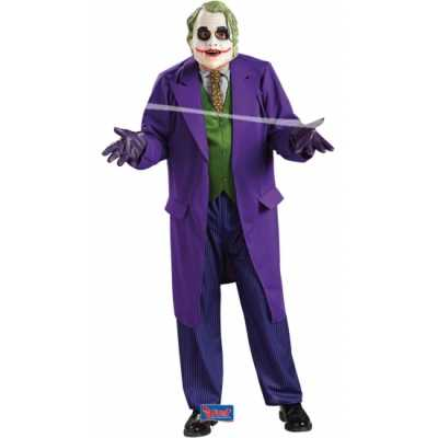 The Joker feest outfit uit Batman