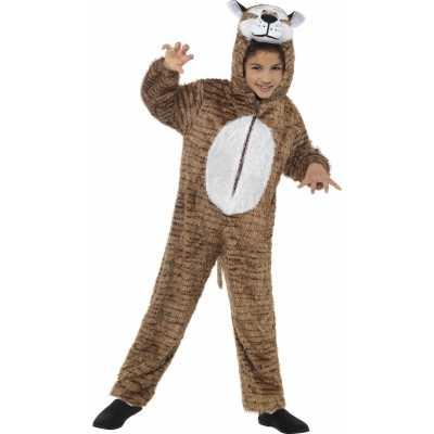 Tijger outfit kinderen