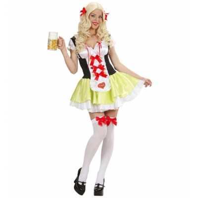 Tiroler biermeisje feest outfit Ulrike