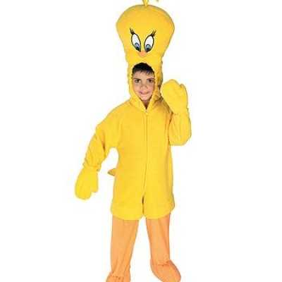 Tweety feest outfit kinderen