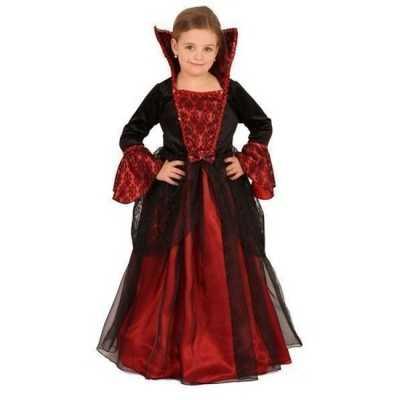 Vampier verkleedjurk kinderen