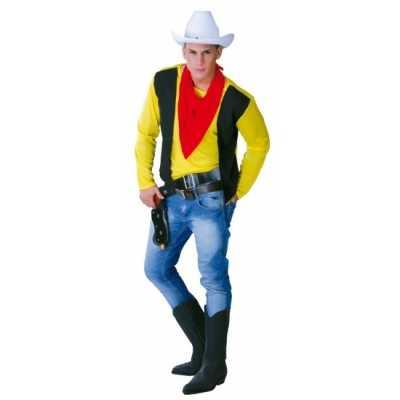 Verkleedkleding cowboy mannen