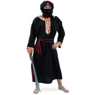 Verkleedkleding woestijn strijders