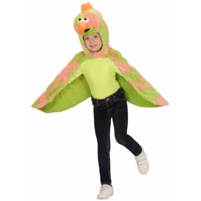Vogel feest outfit peuters