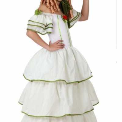Western meiden jurk