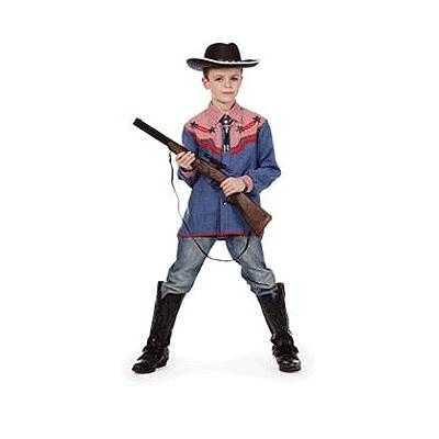 Western overhemd kinderen