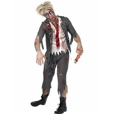 Zombie outfit heren