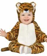Dierenpak tijger verkleed feest outfit peuters 12 18 maanden